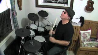 I Won't Back Down - Tom Petty & The Heartbreakers (Drum Cover)