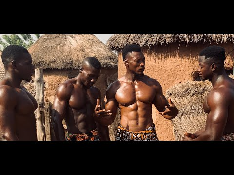 AFRICAN POWER CHANNEL TRAILER #african #workout #northern #sha bater