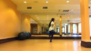 Julie Zhan - Justin Bieber #BELIEVETOURAUDITIONS [Dance]