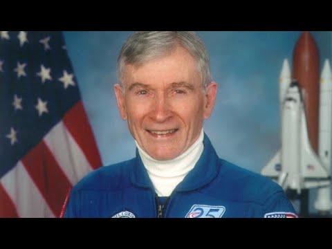 NASA astronaut John Young dies