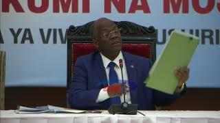 Video Rais Magufuli atema cheche sakata la sukari ya viwandani download MP3, 3GP, MP4, WEBM, AVI, FLV Mei 2018