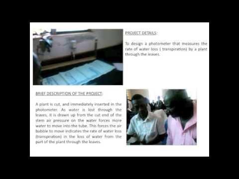 Sierra Leone Science Education Workshop, May 2013
