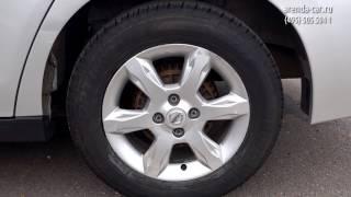 Тест-драйв автомобиля Nissan Almera