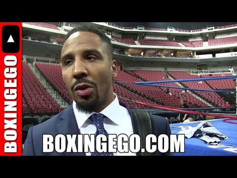 ANDRE WARD ON WHO IS P4P #1 HIM OR TERENCE CRAWFORD NOW, SPEAKS SHAKUR STEVENSON