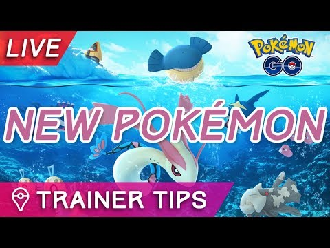 NEW GEN 3 POKEMON ARE HERE! LIVESTREAM Q&A!!