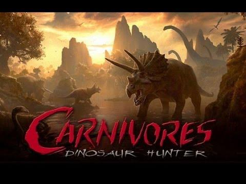 Tatemgames - Our games - Carnivores Dinosaur Hunter