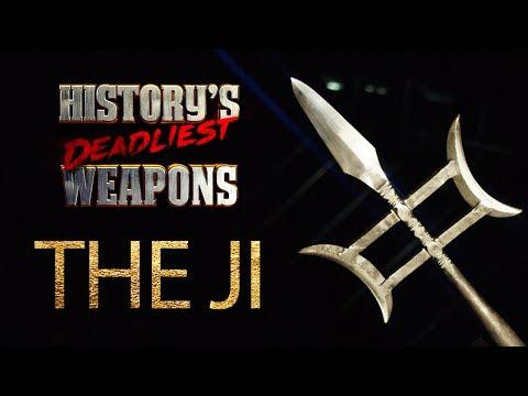 History's Deadliest Weapons - The Ji   Man At Arms: Art of War