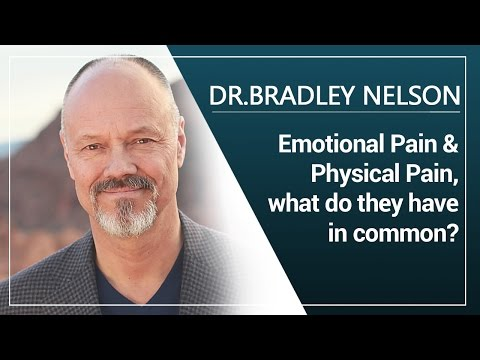 Dr. Bradley Nelson-The Emotion Code-How to let go of emotional pain