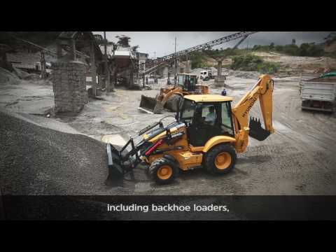 2017 Hyundai Construction Equipment's PR Movie