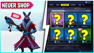 "🎅🏼 NEW! ""KRAMPUS"" Skin in the Fortnite Shop from 24.12 🛒 Fortnite Battle Royale & Save the World"