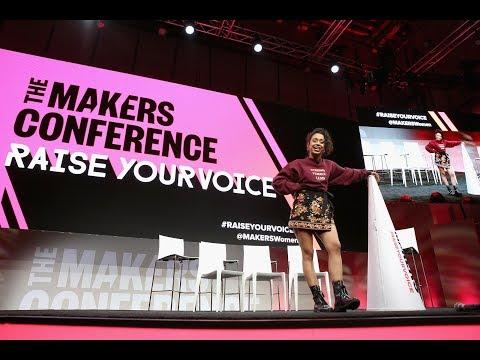 Liza Koshy on Feminism   2018 MAKERS Conference