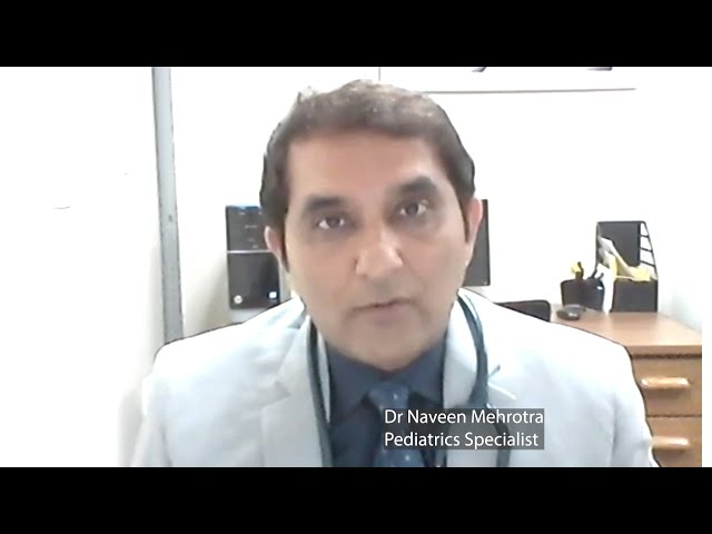 Should Children Get the COVID-19 Vaccine? - Updates and Measures - Dr. Naveen Mehrotra