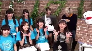 Showroom @JAM応援宣言 2015年11月2日 Ange☆Reve(アンジュレーヴ、あ...