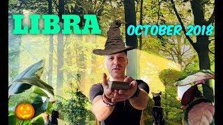Video LIBRA October 2018 - LIFE CHANGING MONTH   Omen   Spirit & Love - Libra Horoscope Tarot download MP3, 3GP, MP4, WEBM, AVI, FLV September 2018