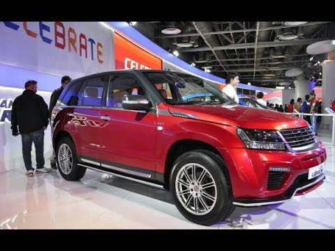 new suzuki grand vitara luxion exterior and interior youtube. Black Bedroom Furniture Sets. Home Design Ideas
