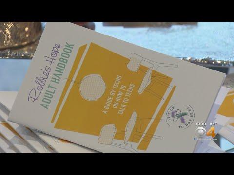 BEARDO - Colorado Teens create handbook to help parents talk about mental health