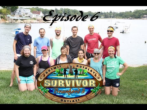 "Survivor Branford 3: Episode 6 - ""How Is That So Crazy?"""