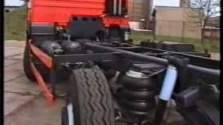 Škoda Liaz 1996 - prezentační film 2/2
