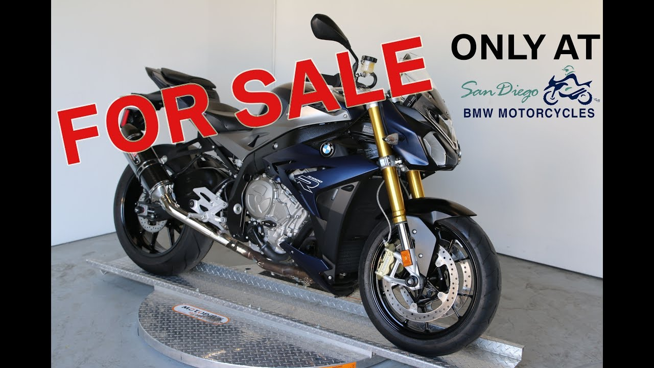 2014 bmw s1000r for sale! - youtube