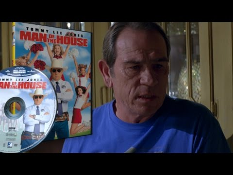 Man of the House - Movie on DVD