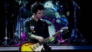 Green Day - 21 Guns - Argentina 22.10.2010 (Multifancam)