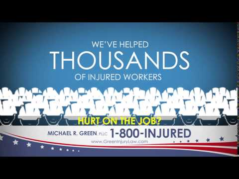 We've Helped Thousands of Injured Workers in Tulsa Oklahoma - Call 1-800-INJURED For Mike Green