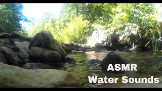 🎧 ASMR - Soothing Water Sounds - Nature Sounds For Relaxation, Sleep & Meditation - Indian Falls