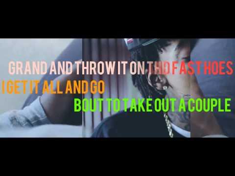 Wiz Khalifa - Chapo [Lyric Video]