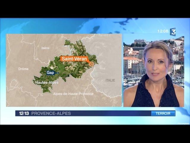 Chroniques Épiques / France 3 région / Saint Véran