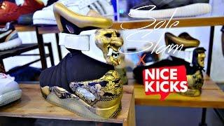 Sole Slam x Nice Kicks Philippines SneakerCon