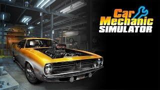 BUILDING A NEW ENGINE | Car Mechanic Simulator Console Episode 8