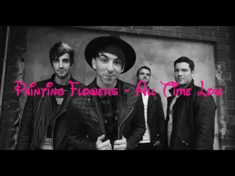 All Time Low - Painting Flowers | Anon Covers