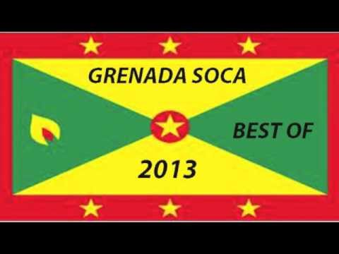 2013 GRENADA SOCA Best Of - ROAD READY MIX