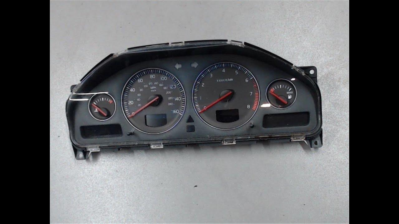 Ремонт Щитка приборов Volvo xc90