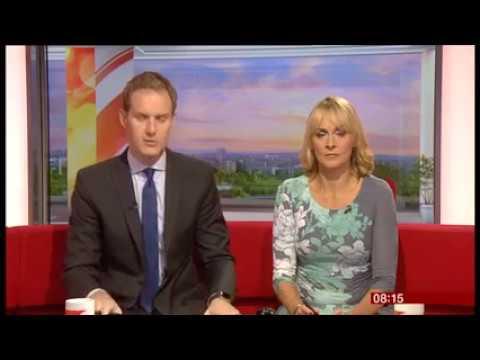 Mexico Earthquake: World Vision on BBC Breakfast