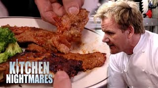 Customers Walk Out on Relaunch Night After Waiting for Hours | Kitchen Nightmares