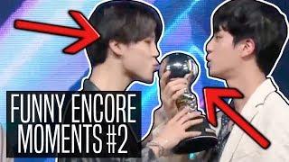BTS // FUNNY ENCORE MOMENTS #2