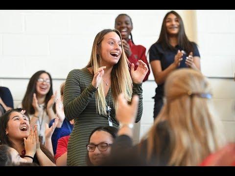 Toni-Ann Palmisano, You're a New Jersey Milken Educator!