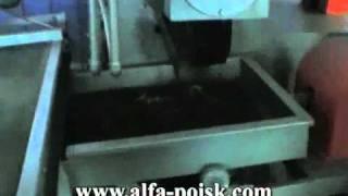 Фрезерный измельчитель резины.flv(, 2010-11-09T19:11:27.000Z)