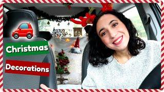 Στολίζω το αμάξι μου Χριστουγεννιάτικο || Dodo