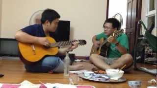 Trở Về ( The Wall Cover ) -- Acoustic - Vũng Tàu Divo.