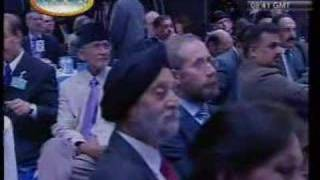 Jack Straw in Ahmadiyya Muslim Association (U.K) Reception