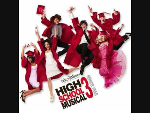 High School Musical 3- I Want It All (Karaoke/Instrumental) OFFICIAL