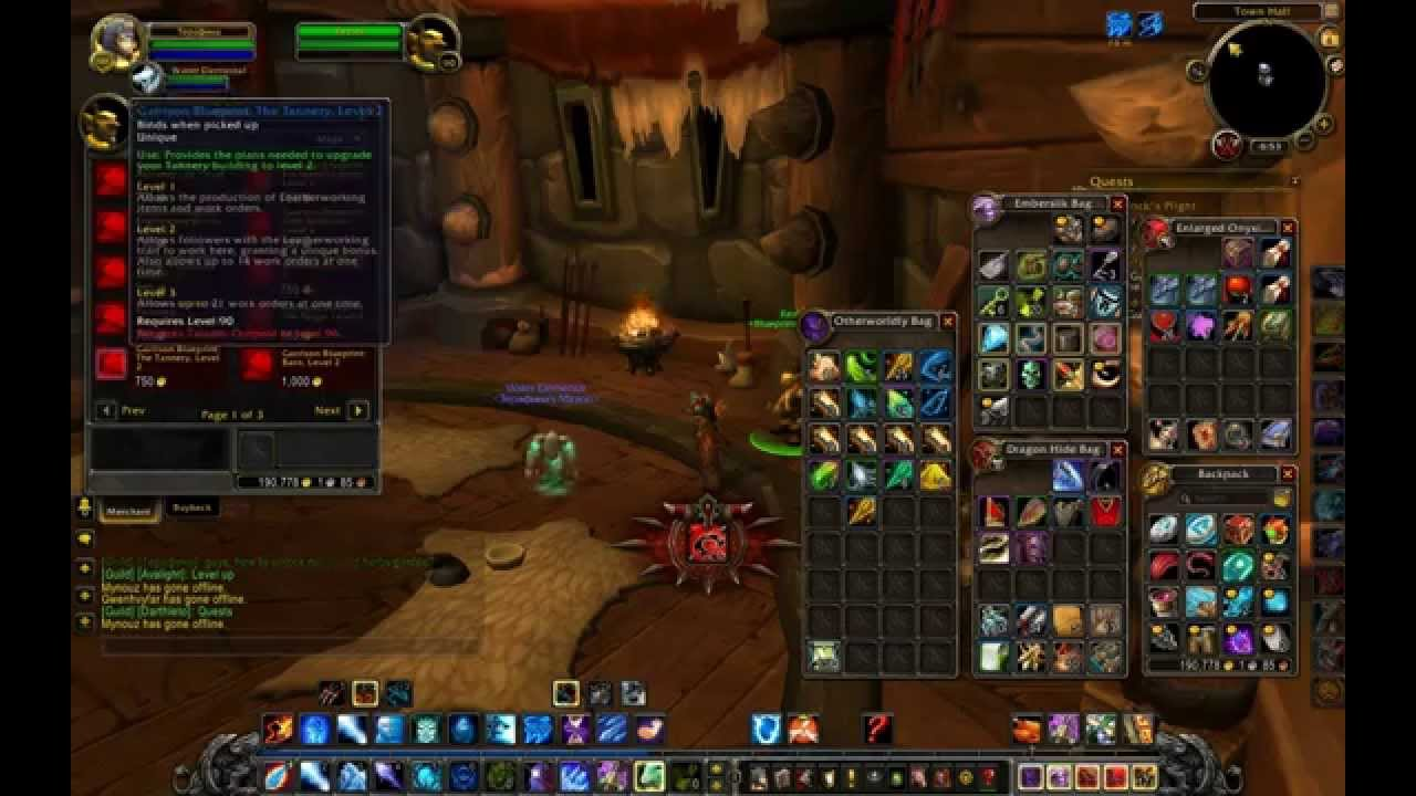 Warlords of draenor garrison level 2 blueprints vendor youtube warlords of draenor garrison level 2 blueprints vendor malvernweather Image collections