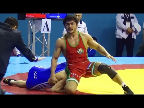 Freestyle Wrestling – Uzbekistan vs Kazakhstan 65kg Match