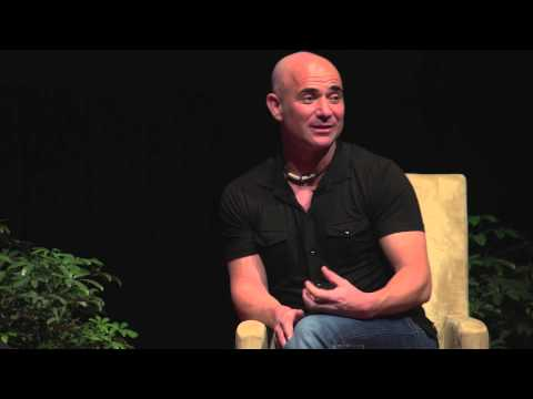 A Dialogue with Andre Agassi