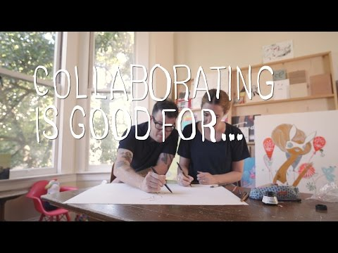 The Art of Collaboration with KeFe | KQED Arts