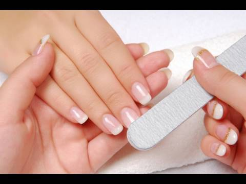 Step by Step Manicure How To - YouTube