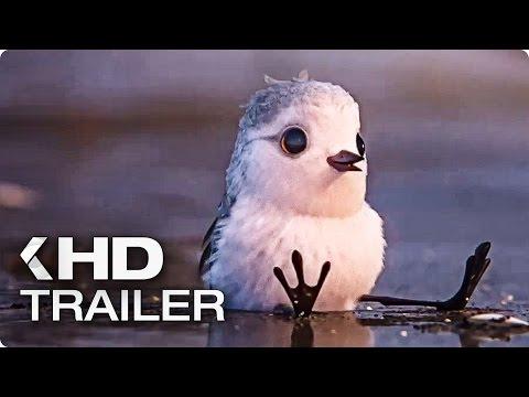 PIPER Teaser Trailer (2016) Pixar