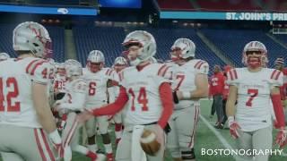 Catholic Memorial vs. St. John's Prep MIAA 2018 Division 1 Super Bowl